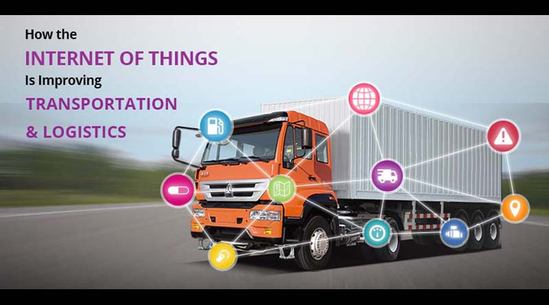 How IoT Makes the Transportation Industry Smarter