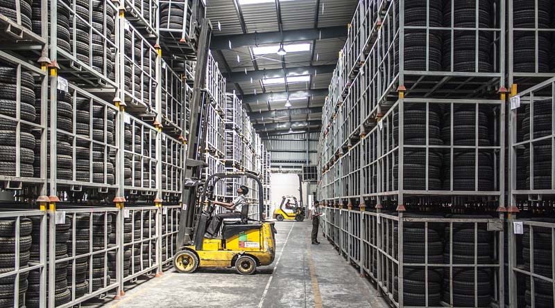 Creating a Safe and Efficient Warehouse