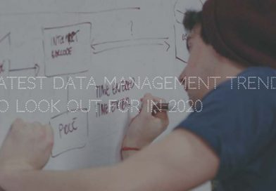 Latest Data Management Trends to Look Out for in 2020